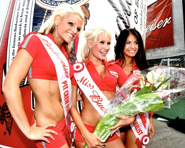 Theresa Wins Miss Budweiser Honda Indy