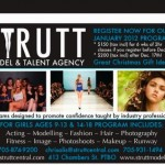 Strutt Modeling Classes