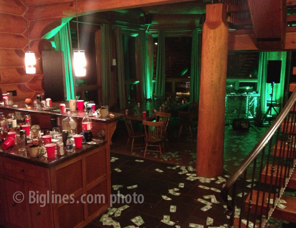 Enemy Lines Party: The Aftermath