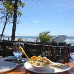 Lunch in Jaco