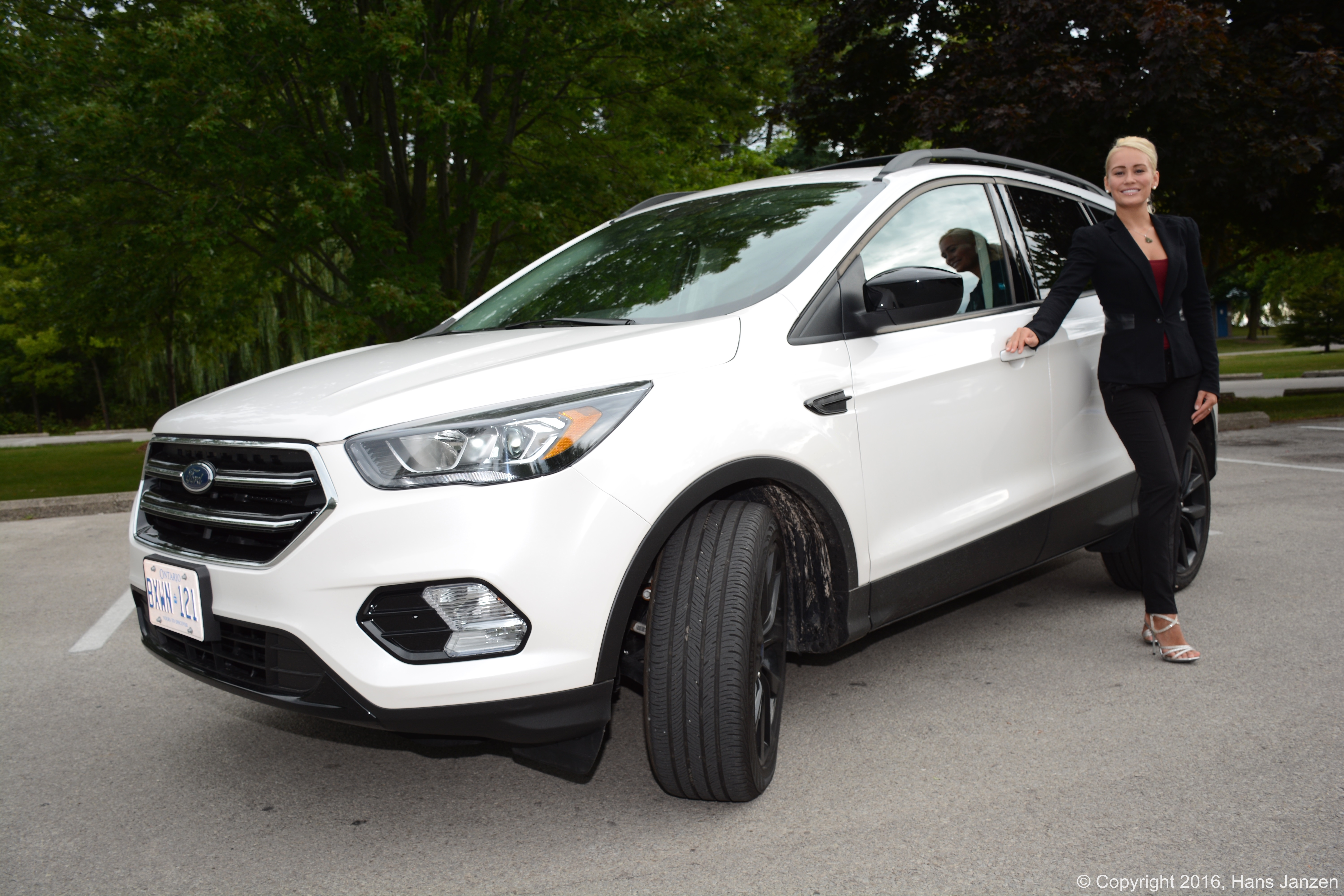 The 2017 Ford Escape Consumer Car Review Theresa Longo