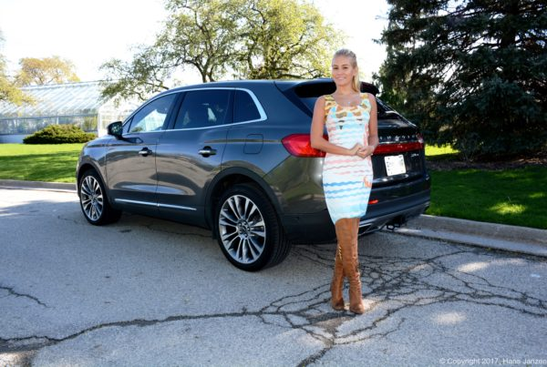 Luxury Car MKX 2
